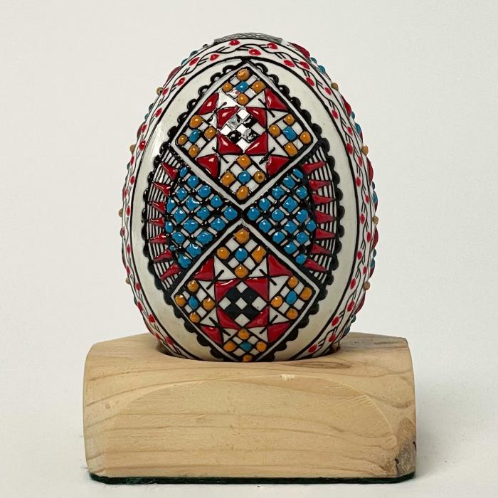 Ou încondeiat model 27 0