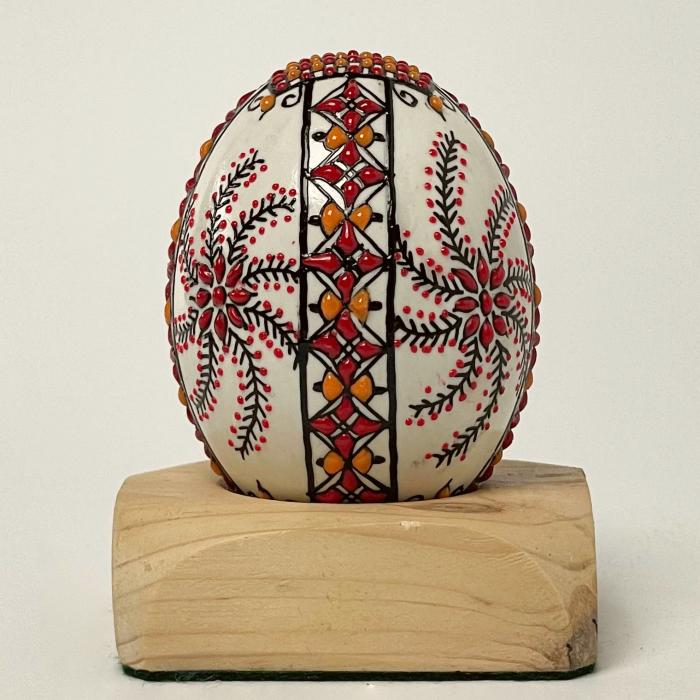 Ou încondeiat model 30 1