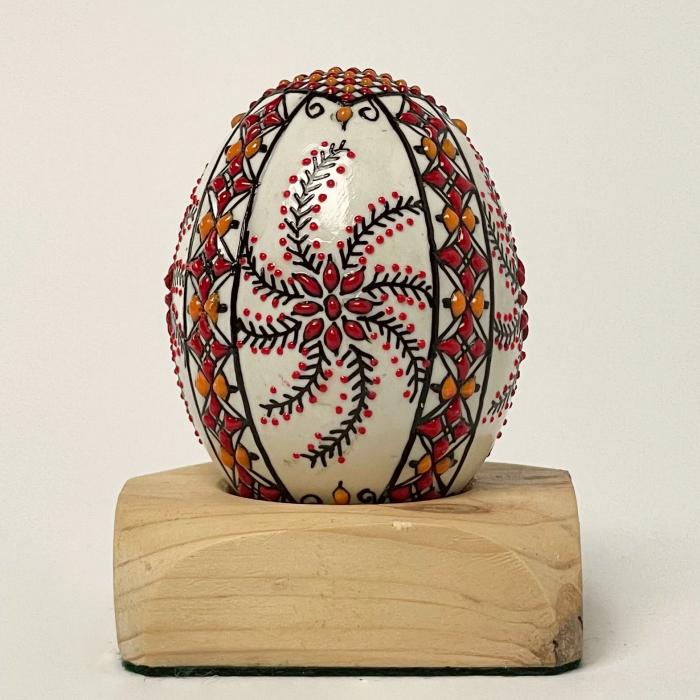 Ou încondeiat model 30 0