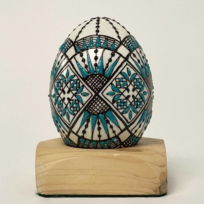 Ou încondeiat model 34 0