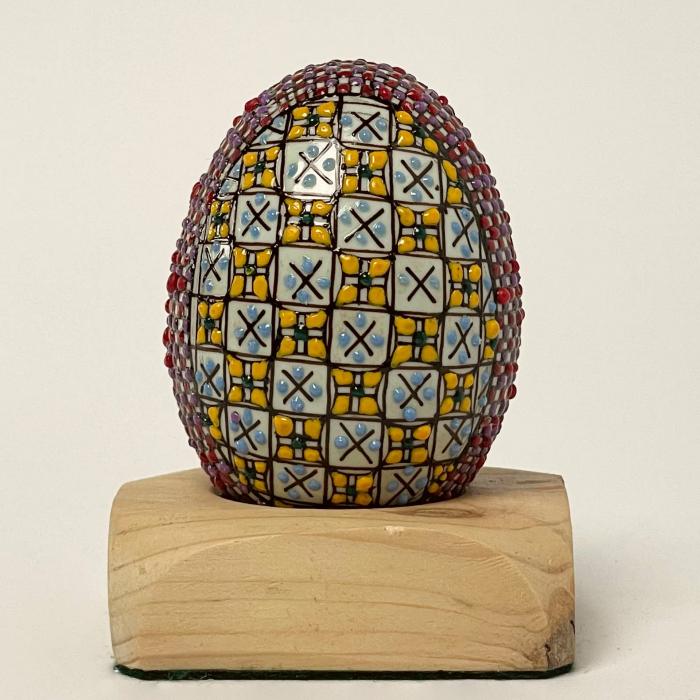 Ou încondeiat model 40 0