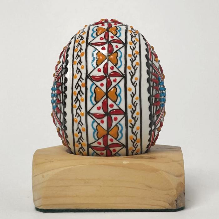Ou încondeiat model 76 1