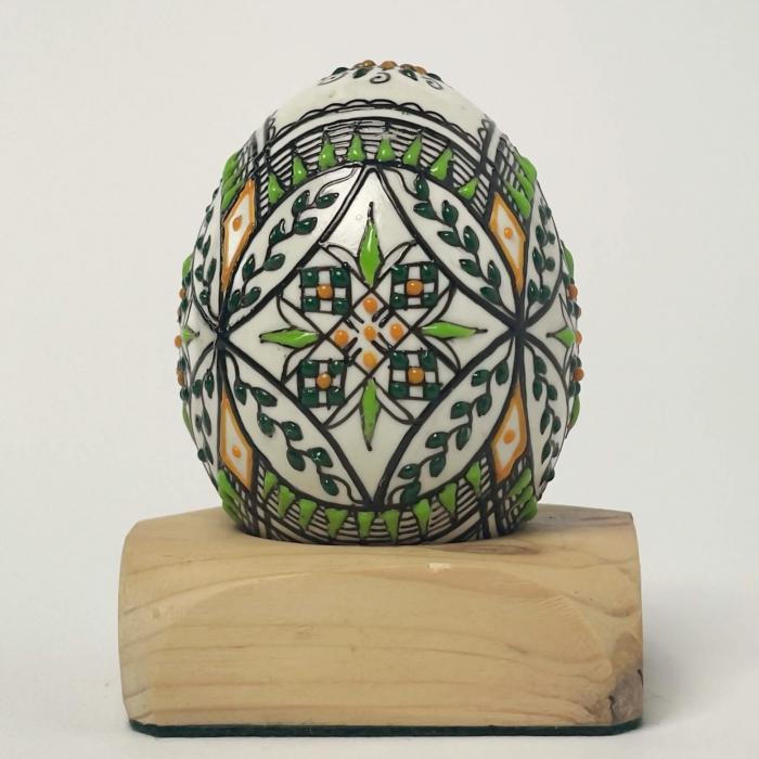 Ou încondeiat model 77 0