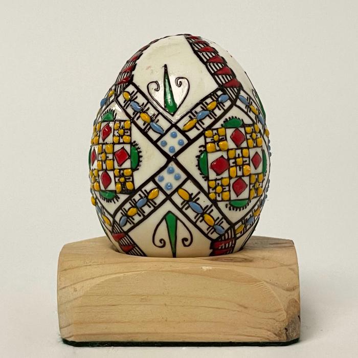 Ou încondeiat model 9 1