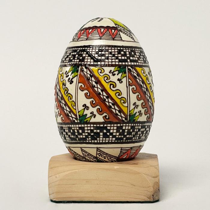Ou de gâscă încondeiat model 11 [0]