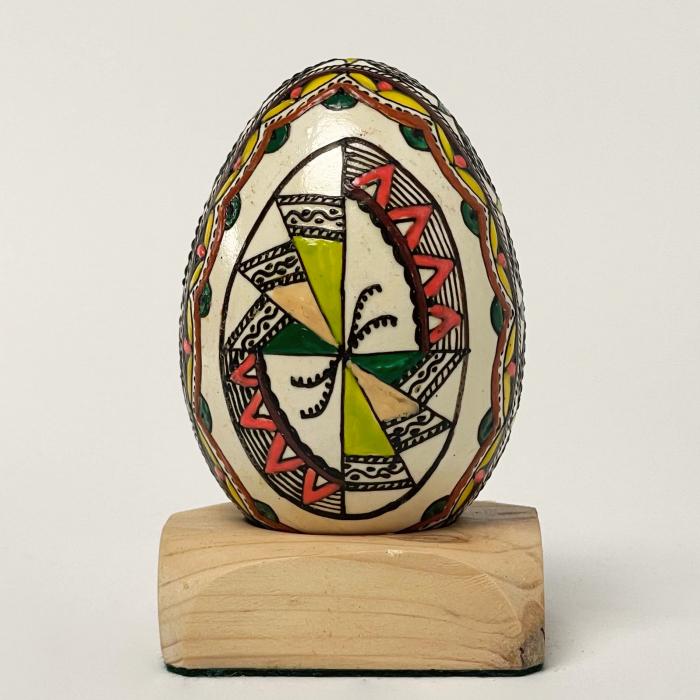 Ou de gâscă încondeiat model 12 [0]