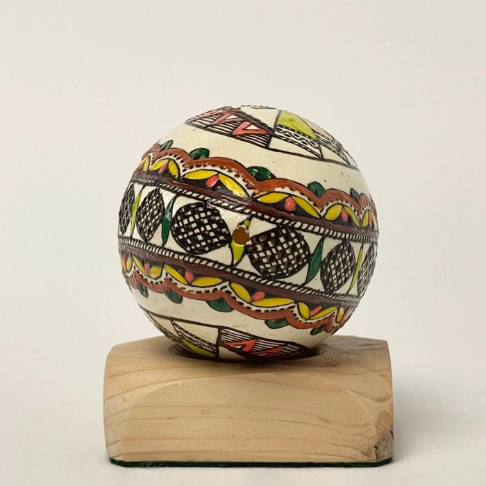 Ou de gâscă încondeiat model 12 [2]