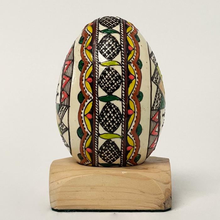 Ou de gâscă încondeiat model 12 [1]