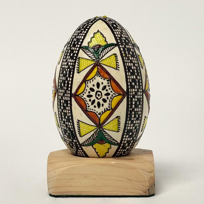 Ou de gâscă încondeiat model 16 [0]