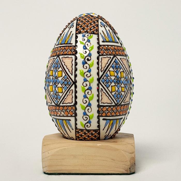 Ou de gâscă încondeiat model 2 [1]