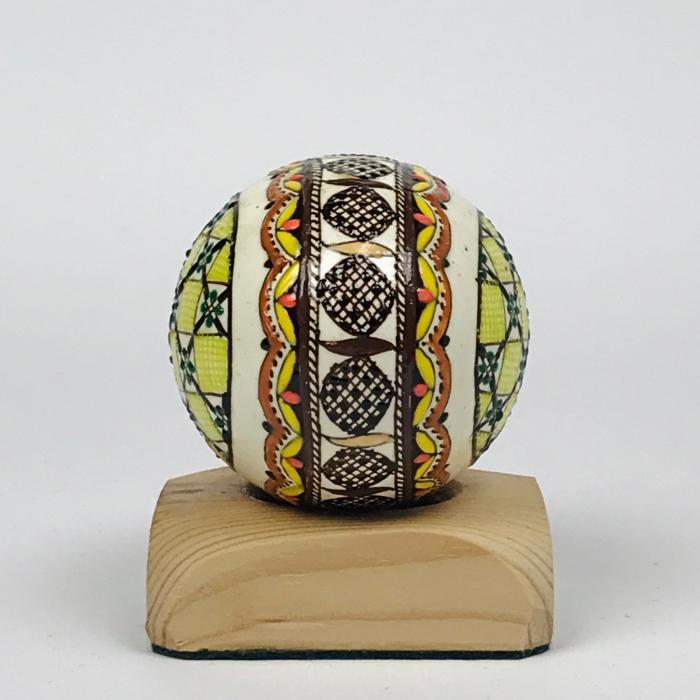 Ou de gâscă încondeiat model 22 [2]