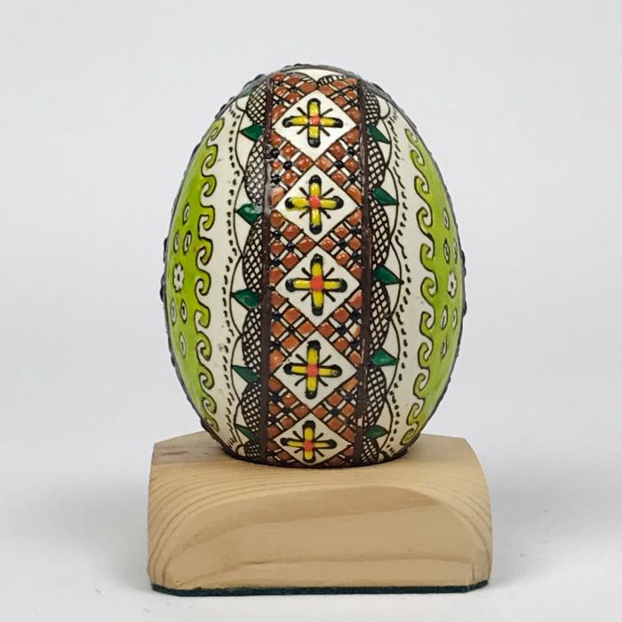 Ou de gâscă încondeiat model 25 [0]