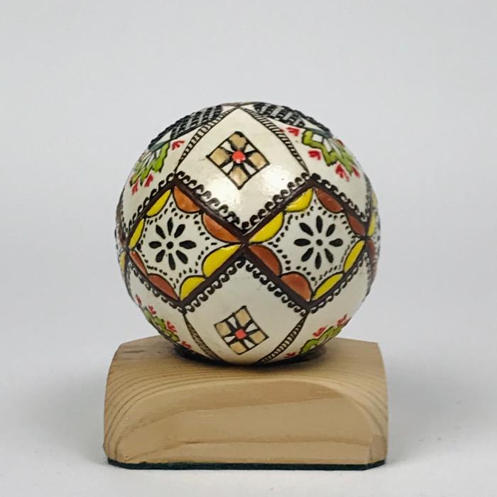 Ou de gâscă încondeiat model 26 [3]