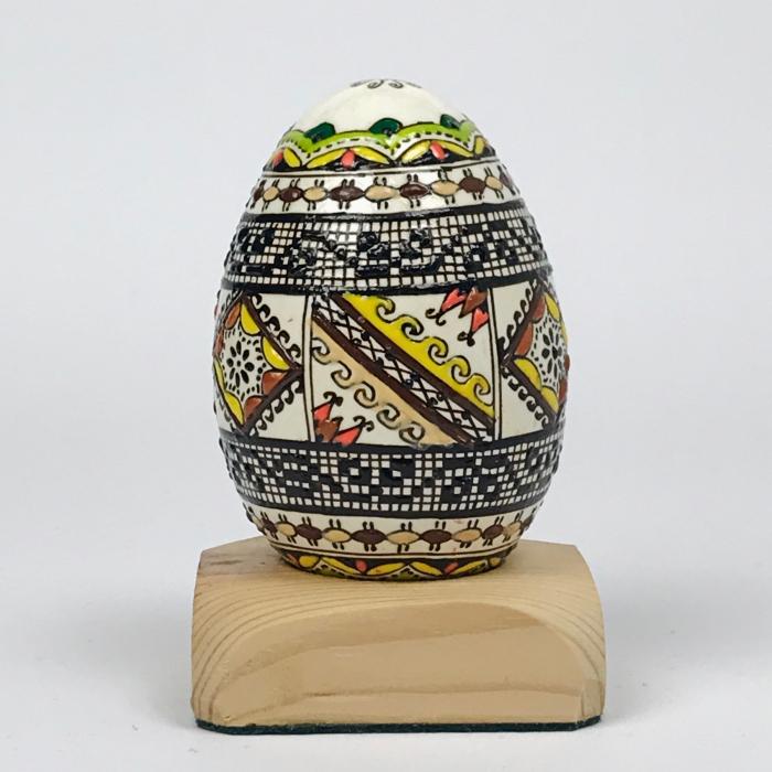 Ou de gâscă încondeiat model 27 [1]