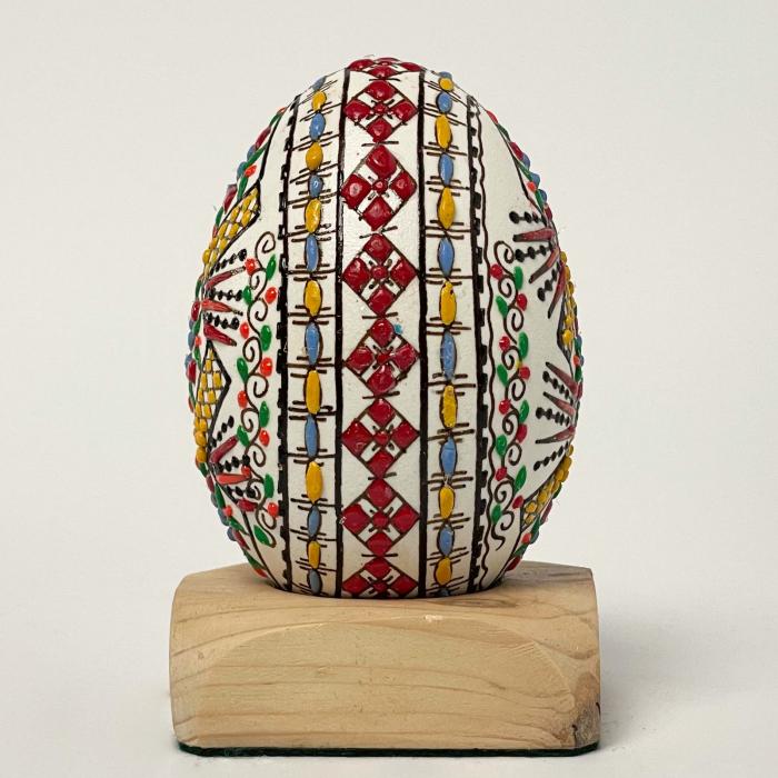 Ou de gâscă încondeiat model 3 [1]
