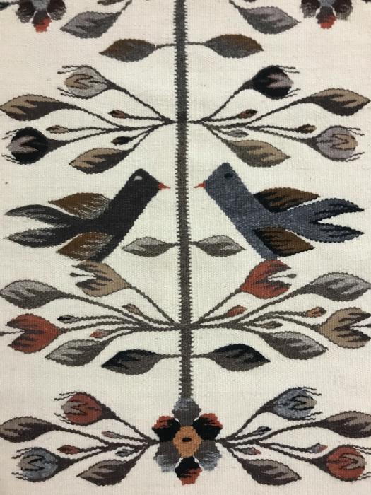 Covor motiv pomul vieții - model natur  1,3 x 0,5 m [2]