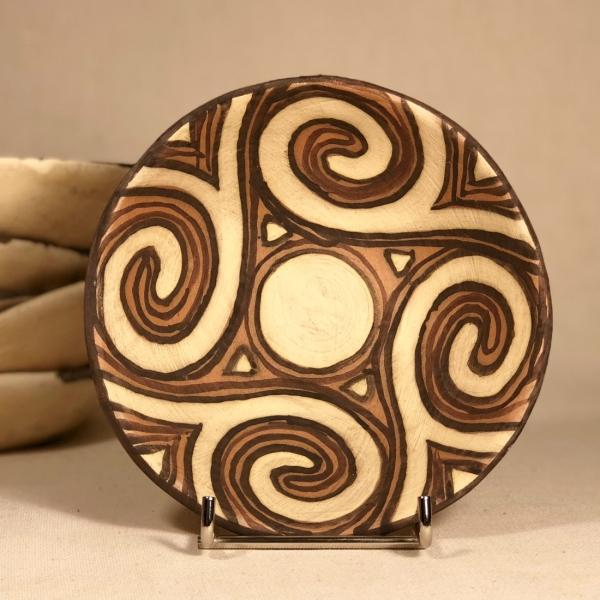 Farfurie Ø 13 cm - Spirală 0