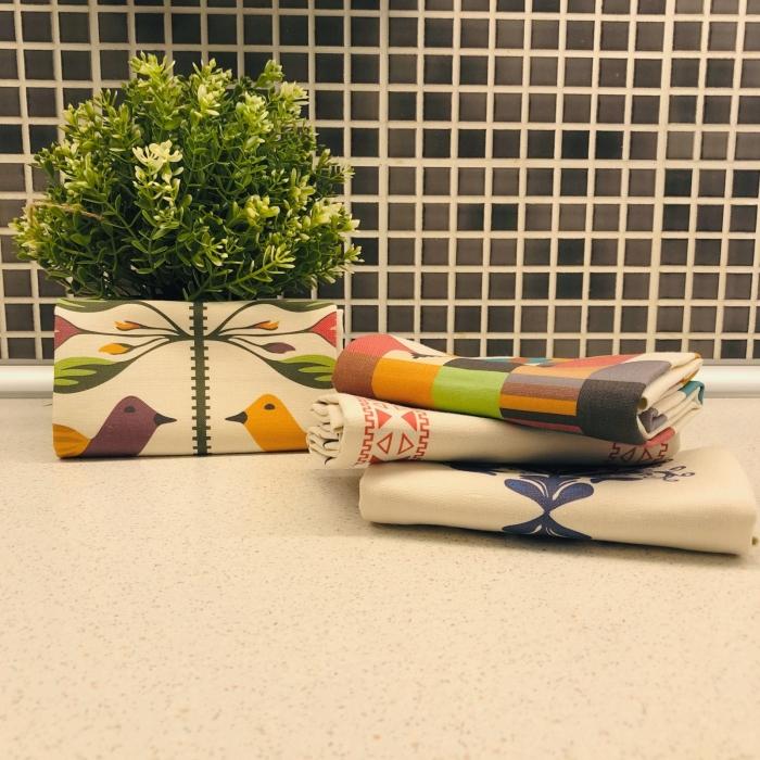 Șervet de bucătărie - Pomul Vieții 1