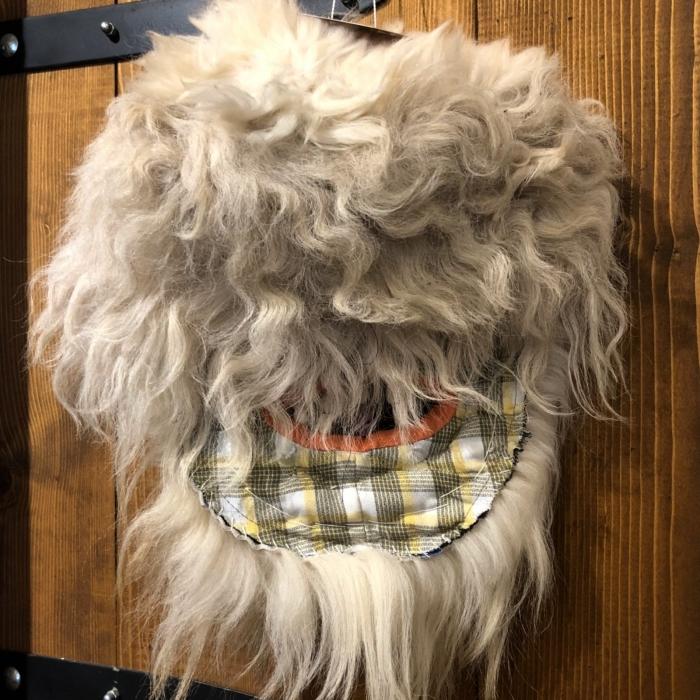 Mască decorativă tradițională model 1 3