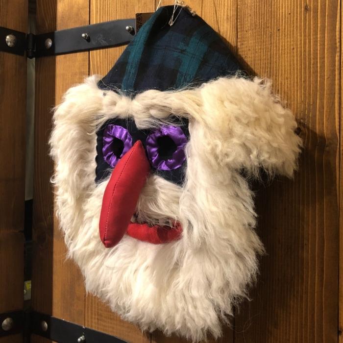 Mască decorativă tradițională model 4 1