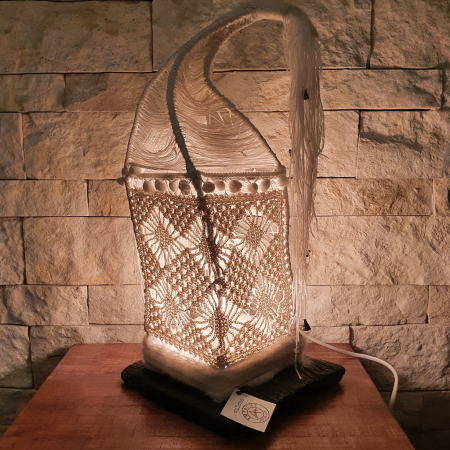 c u l c u ș - Căsuță lampă model 11