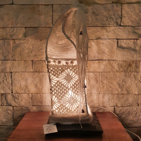 c u l c u ș - Căsuță lampă model 12