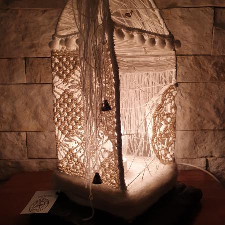 c u l c u ș - Căsuță lampă model 110