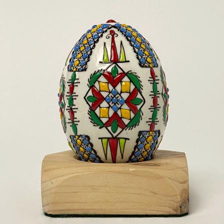 Ou încondeiat model 220