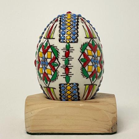 Ou încondeiat model 221