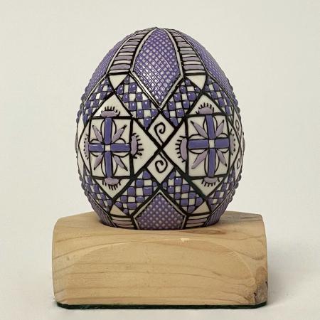 Ou încondeiat model 310