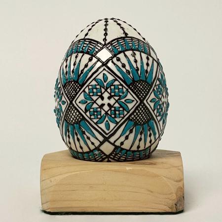Ou încondeiat model 341
