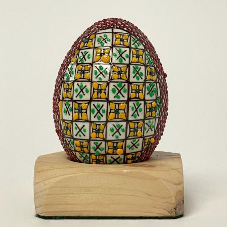 Ou încondeiat model 390