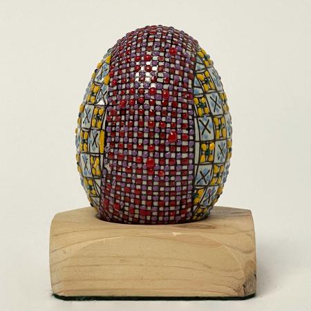Ou încondeiat model 401