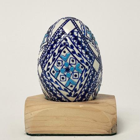 Ou încondeiat model 741