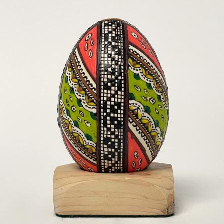 Ou de gâscă încondeiat model 14 [1]