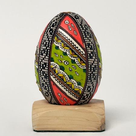 Ou de gâscă încondeiat model 14 [0]