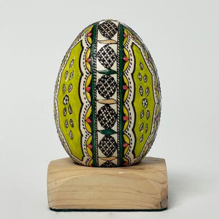 Ou de gâscă încondeiat model 151