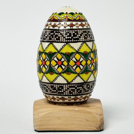 Ou de gâscă încondeiat model 200