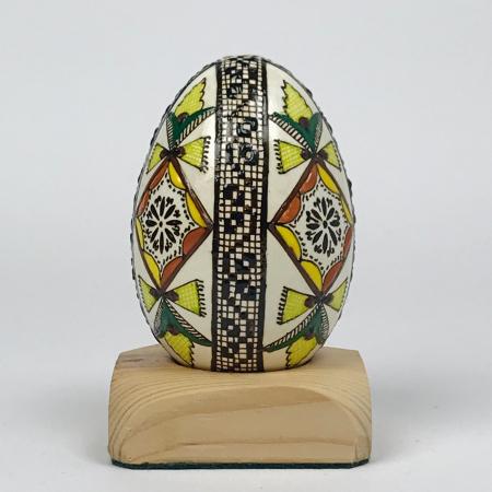 Ou de gâscă încondeiat model 21 [1]