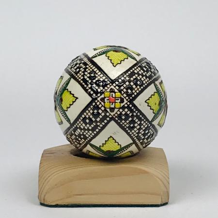 Ou de gâscă încondeiat model 21 [2]