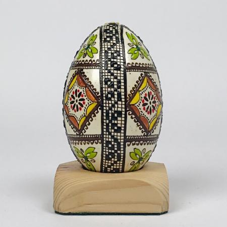 Ou de gâscă încondeiat model 24 [1]