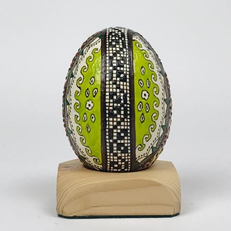 Ou de gâscă încondeiat model 25 [2]