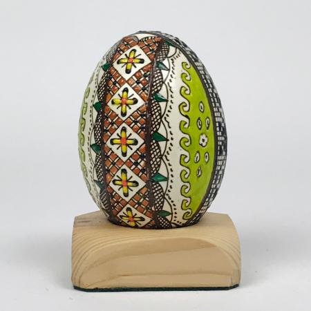 Ou de gâscă încondeiat model 25 [1]