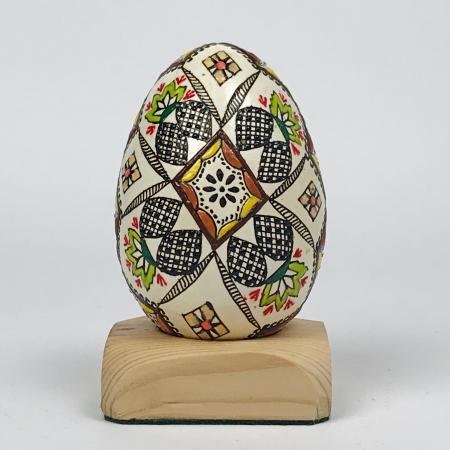 Ou de gâscă încondeiat model 26 [2]