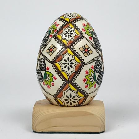 Ou de gâscă încondeiat model 26 [0]