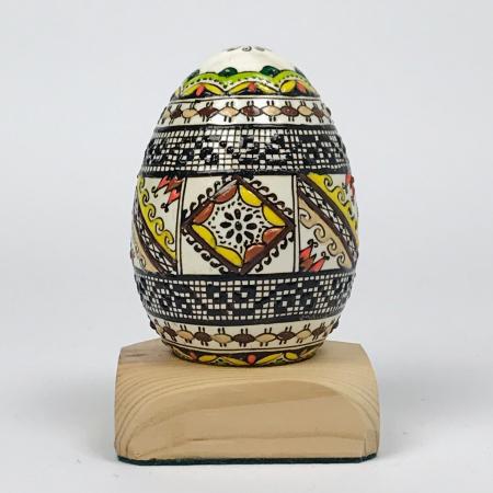 Ou de gâscă încondeiat model 27 [0]