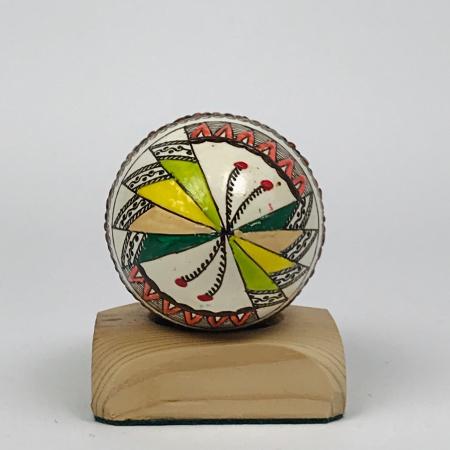 Ou de gâscă încondeiat model 28 [2]