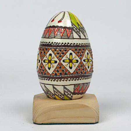 Ou de gâscă încondeiat model 28 [1]