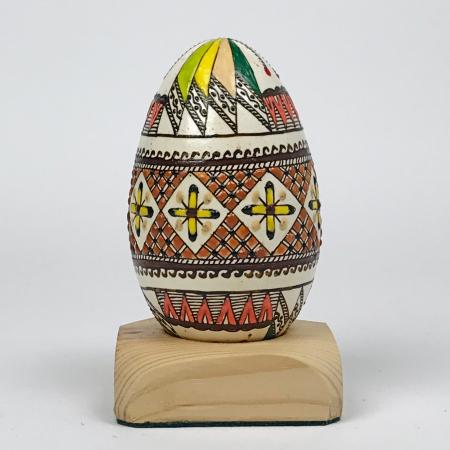 Ou de gâscă încondeiat model 28 [0]