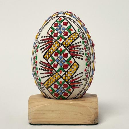 Ou de gâscă încondeiat model 3 [0]